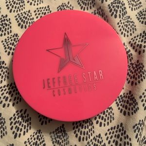 Jeffree Star highlighter in Princess Cut- used